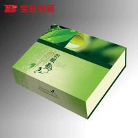 南京茶叶包装礼盒定制厂家 高档茶叶纸质包装盒 茶叶礼品盒包装