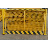 茂名基坑临边护栏 泥浆池防护网 深圳地铁施工安全基坑围栏价格