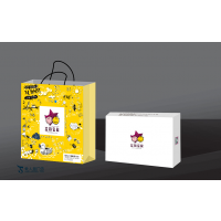 星路宝贝精致儿童摄影LOGO设计、名片、产品包装、宣传册的设计和制作