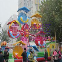 热卖儿童游乐场游乐设备儿童观览车广东生产厂家现货