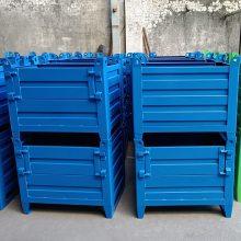 供应机械、汽车、家电、轻工、电子等行业的折叠式周转箱