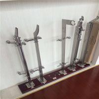 金聚进 专业生产不锈钢酒店栏杆护栏 露台屋顶栏杆立柱