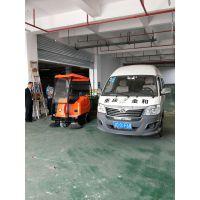 商业广场使用重庆驾驶式扫地车OS-V3/重庆奥科奇扫地车