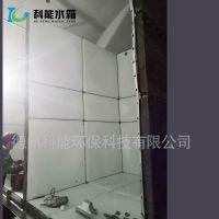 山东厂家装配式搪瓷钢板水箱 耐酸碱 可定做耐油胶条人防搪瓷储油箱