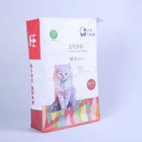 石膏复合真空包装袋定制纸袋包装 塑料编织袋可印LOGO