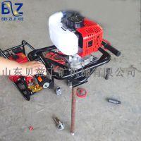 BZ-30B背包式钻机 背包钻机 单人手持式背包岩心取样钻机