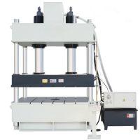 养殖场玻璃钢SMC漏粪板成型液压机 500T树脂热压成型机欣润液压机