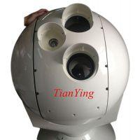 天鹰EOST-750M识别车20km光电搜索监视跟踪制冷红外热成像摄像机系统安装在船上,车上或塔上