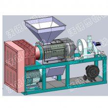 沃锐思机械PE、PP薄膜,编织袋拧干机 挤水机 低含水率 可直接造粒