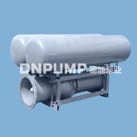 QZB漂浮式轴流泵_高扬程_河道给排水用泵