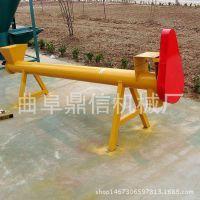 鼎信专业制造输送设备 水平、倾斜、垂直任意定做螺旋输送机