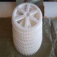 厂家生产白色PP板 全新料PP板定制1000*2000mm 25mm耐酸碱PP板雕刻加工