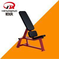 55度哑铃训练器 哑铃凳 运动力量健身器材 健身房 悍马系列