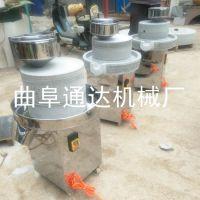 电动芝麻酱香油石磨机 通达促销 米浆花生酱加工设备 电动石磨豆浆机