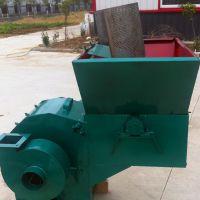 大产量饲料粉碎机除尘环保型 瑞诚自产自进料秸秆粉碎机