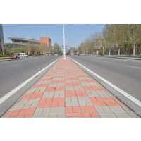 北京爱尔路面砖优质透水砖普通混凝土实心砌块