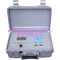 多普勒超声波流量计/便携式超声波流量计(中西器材)不含安装调试费 型