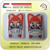 深圳创新佳制卡-个性卡制作,异形pvc卡制作,滴胶卡制作,大型工厂货期准时