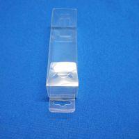 厂家定制pvc包装盒翻盖塑料盒一次性透明盒心形塑料盒五金包装盒