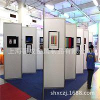 现货 展览屏风 多组合式八棱柱屏风 可拆卸活动折叠屏风 书画展板