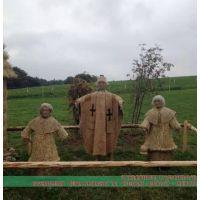 铜陵主题稻草人展览制作价格