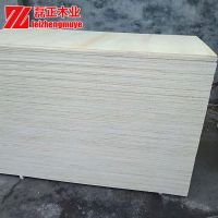 批发包装箱胶合板磊正一次成型杨木整芯板材抗挤压包装箱胶合板