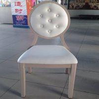 海德利定制成人高靠背家用简约现代皮革椅子餐厅饭店快餐椅美甲椅办公椅