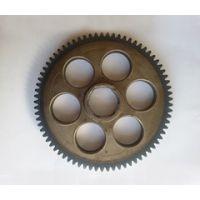 精石铁基粉末冶金从动齿轮