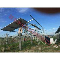 太阳能光伏支架及组件安装【图片】