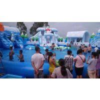 承接水上乐园出租 各种气模设备租赁 大型水上乐园活动价格