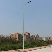 内蒙古路灯杆子 批发路灯杆8米单臂 厂家生产道路照明路灯