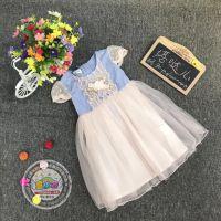 (塔哒儿)时尚夏款中小童品牌童装折扣库存尾货分份批发一手货源
