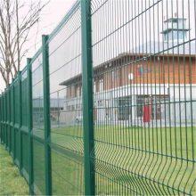 厂区围栏 铁丝围网 焊接式网片