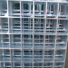 排水沟盖板 热镀锌格栅板 异型钢格板定做