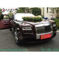 上海豪华婚车租赁 古斯特自驾 上海劳斯莱斯出租 租劳斯莱斯