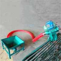 定制综合性散料输送机 玉米小面装仓车载吸粮机