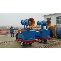 牟平区除尘雾炮机|华杰牌QLH系列喷雾降尘设备|环保节水|客户满意产品