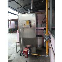 100/200KG燃气纯蒸汽发生器 全自动燃天然气炉 工业环保锅炉