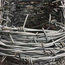 芒刺线价格 吉林刺线厂 镀锌刺绳生产