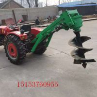 山东风清厂家直销林业种植机械挖坑机植树造林专用挖坑机