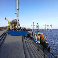 绞吸挖泥船 渔塘清淤设备 挖泥船价格