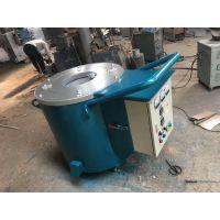 30公斤小型熔铝炉/最小熔铝炉/移动熔炉/推车式熔炉