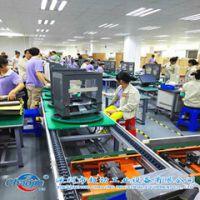 超劲设备专业生产电子电器生产线 空气净化器组装线 家用电器总装线