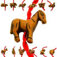 小礼品红绳编织送给客户红绳手链 淘宝小礼物赠品批发代发小礼品