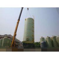 唐山科力玻璃钢储罐使用寿命长 石油石化专用储油罐防腐蚀