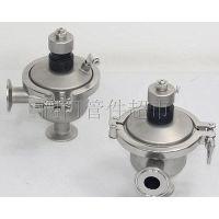 DN32铁岭卫生级灌顶恒压阀应用于精密仪器