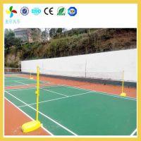 邵阳广场绿色篮球场地面施工-邵东学校塑胶篮球场施工单位
