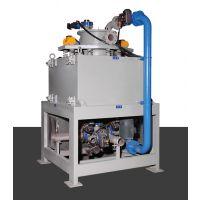 G500 强磁机 水洗高岭土除铁 磁选设备 选矿提纯 除铁机