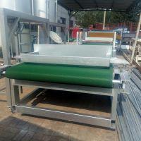 改性水泥砂浆岩棉复合板成型设备岩棉砂浆复合板设备大城美工机械