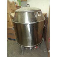 航远烤鸭店圆桶木炭烤鸭炉|木炭圆形烧鹅炉子